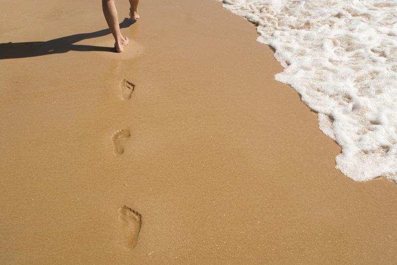 B2B PR Footsteps