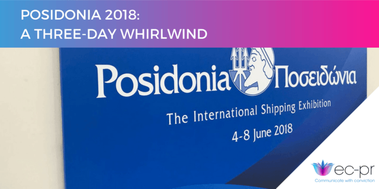 Posidonia 2018: A three-day whirlwind