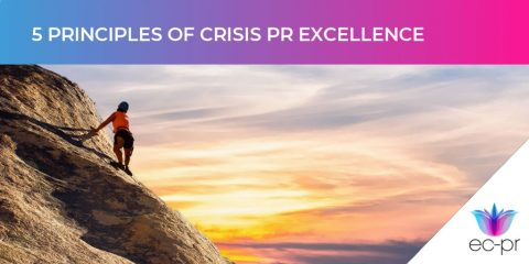 The 5 Principles of Crisis PR Excellence