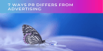7 ways PR differs from advertising