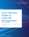 Your Ultimate Guide to Crisis PR Management