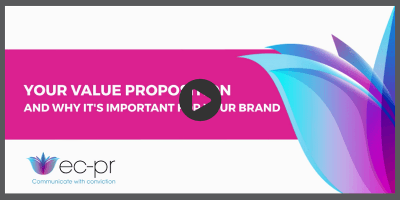 How to write a value proposition for your technology brand