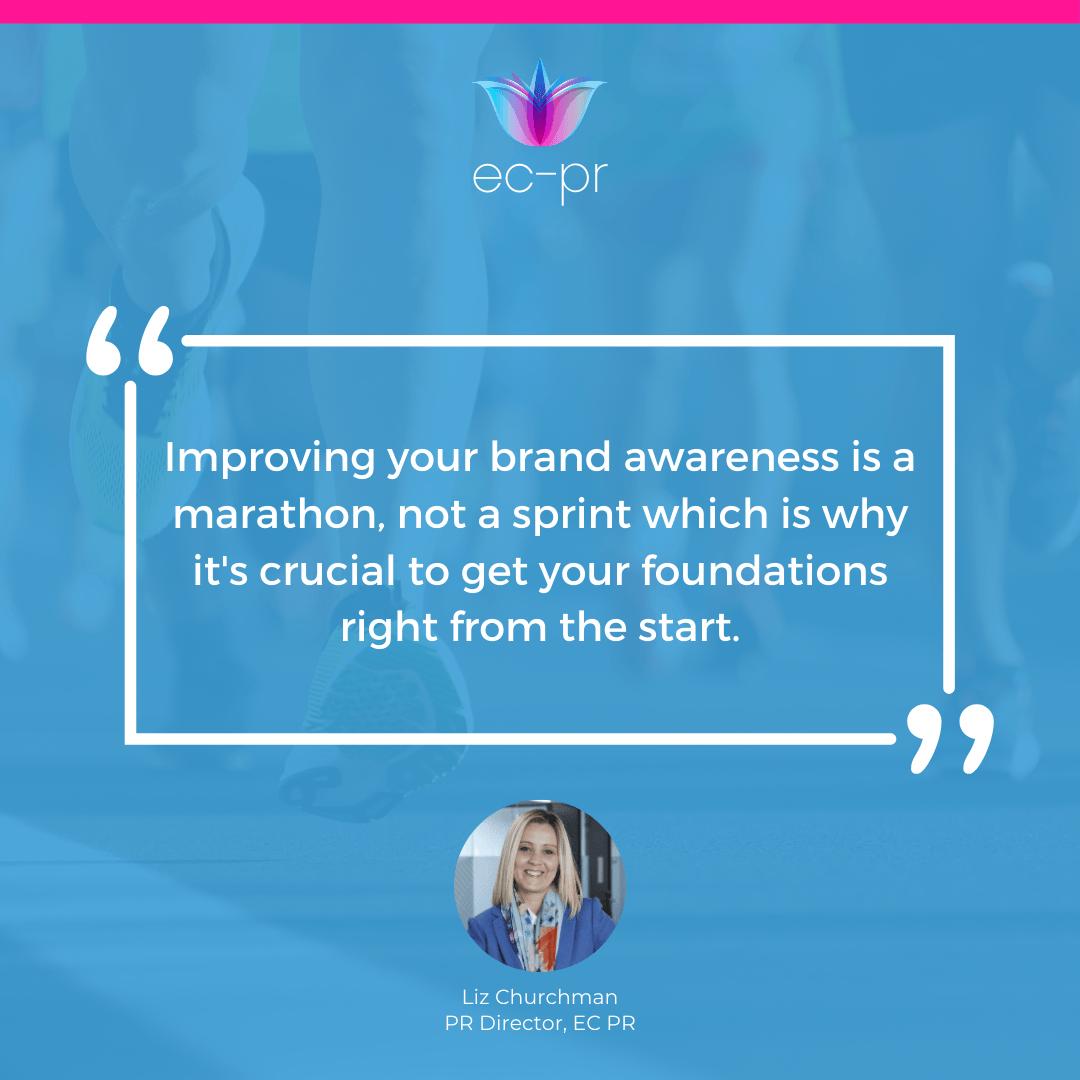 Liz Quote Brand Awareness