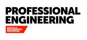 Professional Engineering magazine logo IMechE