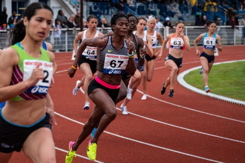 PR spring versus AR long distance race