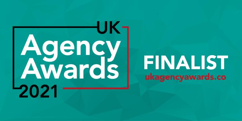 UK Agency Awards 2021 Finalist EC-PR Finalist