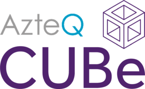 AzteQ CUBe logo