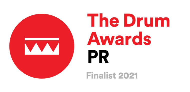 EC-PR are Finalists in the 2021 Drum Awards